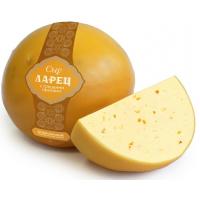 Сыр Ларец с грецкими орехами 50% (РА)
