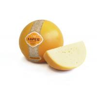 Сыр Золотой Ларец со вкусом топленого молока 50% (РА)