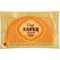 Сыр золотой Ларец со вкусом топленого молока 50% 255г (РА)