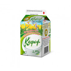 Кефир 2,5% 470г (ШМЗ)