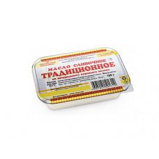 """Масло """"Традиционное"""" 82,5% 180г контейнер (ШМЗ)"""