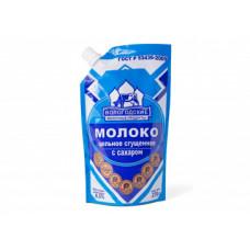 Молоко сгущенное Вологодское 8,5% 270г ГОСТ дой-пак (ВЛ)