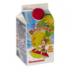 Коктель мол. Банан 2,5% 470г (ВМК)