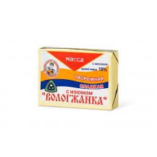 """Масса """"Вологжанка"""" 18% 220г (ВМК)"""
