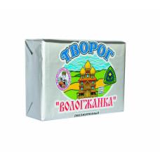 "Творог ""Вологжанка"" 0,5% 220г фольга (ВМК)"