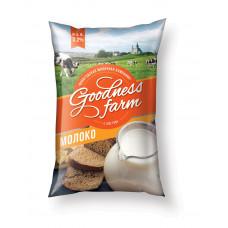 "Молоко ""Благодатная ферма"" 3,2% п/эт. пленка 1л (ЧМК)"