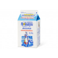 "Молоко ""Вологжанка"" 2,5% 0,5л (ВМК)"